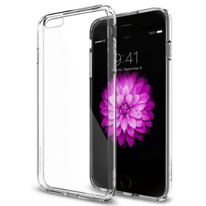 Pouzdro iPhone 6/6S Crystal Clear Case čiré