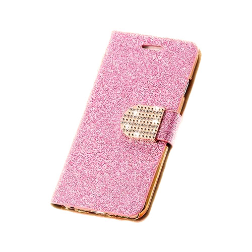 Pouzdro Wallet Case iPhone 6 6S růžové 805b4a5122f