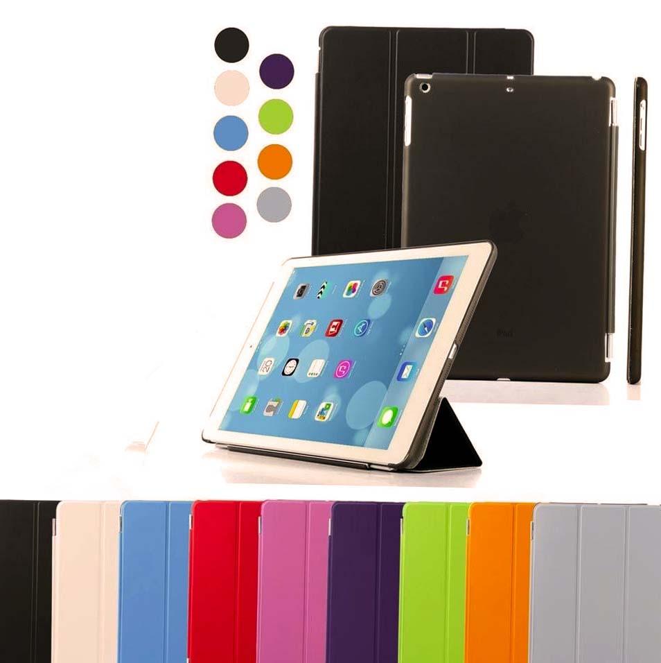 Smart case + zadní kryt pro Apple iPad mini 4 černé f7fc9095f1